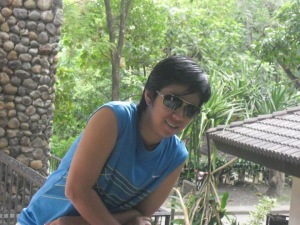 """Mambukal, Murcial, Negros Occidental - from the """"porch"""""""