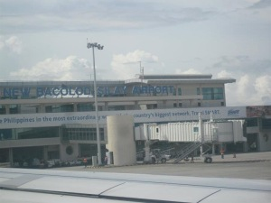 The Bacolod-Silay Airport