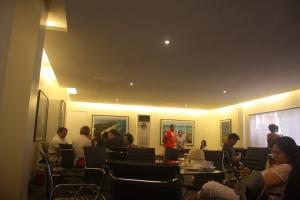 Balesin Island Club - The Alphaland Hangar's Lounge