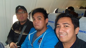 Onboard Skyjet Flight 5525 - Clueless as to what would happen in the next half hour