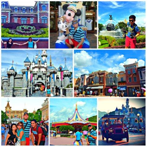 Hong Kong Disneyland: Main Street