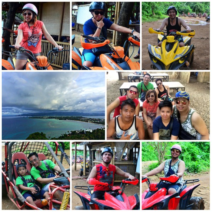 ATV, Buggy and Mt. Luho in Boracay