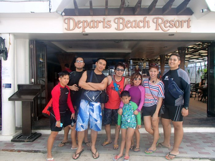 Deparis in Boracay