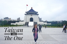 Taiwan With The One - 4D3N Detailed DIY Itinerary